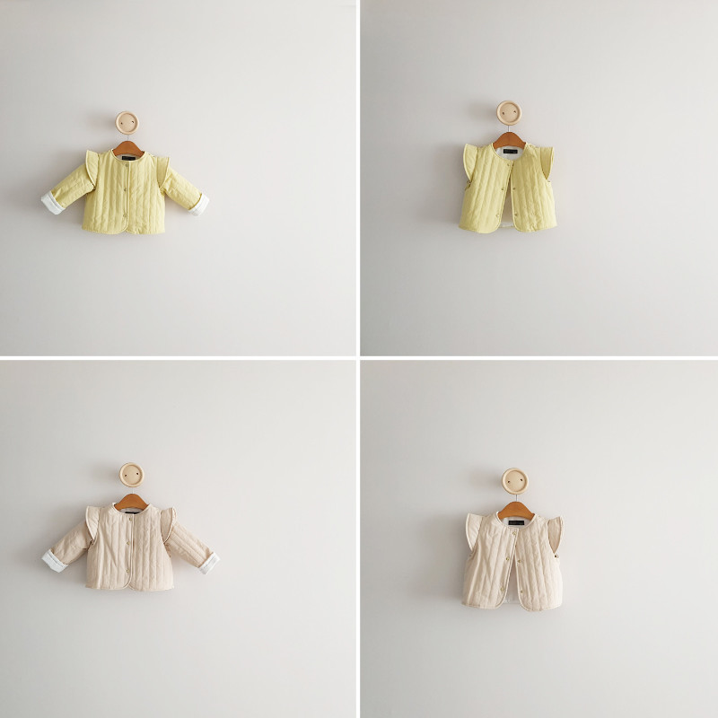 투 웨이 윙스 자켓 (2 colors)